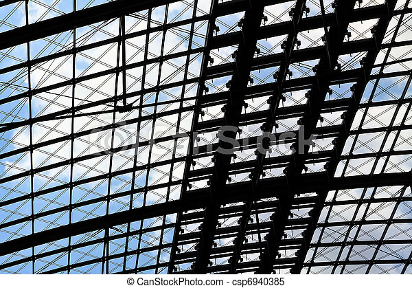 Through the roof - csp6940385