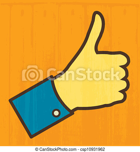 Thumb Up - csp10931962