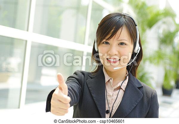 what is customer representative