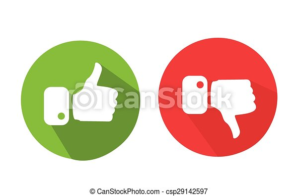 modern thumbs up and thumbs down icons eps vectors search clip art rh canstockphoto com thumbs down clipart black and white thumb down clipart images