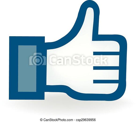 Thumbs Up - csp29639956