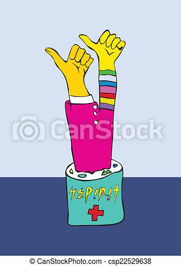 Thumbs up - csp22529638
