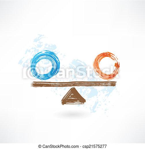 Buen equilibrio - csp21575277