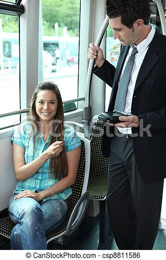 Ticket inspector - csp8811586