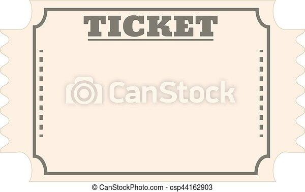 Ticket - csp44162903