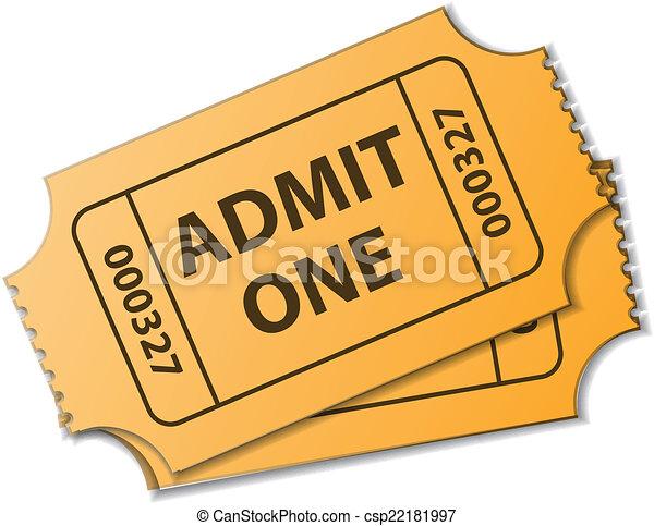 Tickets - csp22181997