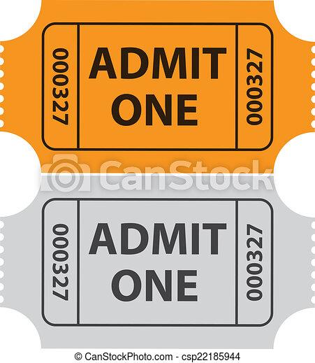 Tickets - csp22185944