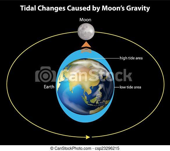 Tidal changes - csp23296215
