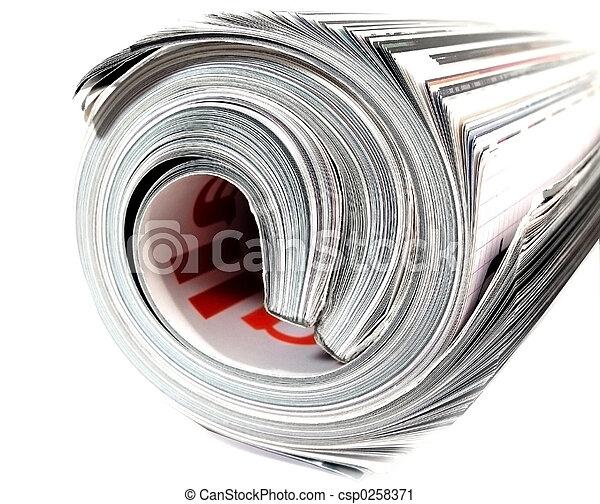 tidskrift - csp0258371