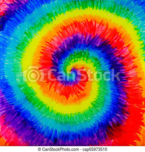 tie dye alcohol ink painting a tie dye design hand painted in rh canstockphoto com tie dye clip art background tie dye heart clipart