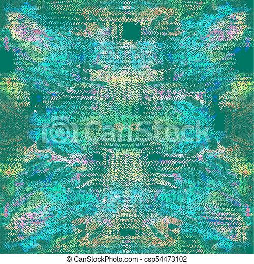 419222bc Tie dye seamless pattern. hand drawn shibori print. ink textured japanese  background. modern batik wallpaper tile. watercolor endless backdrop.  colored ...