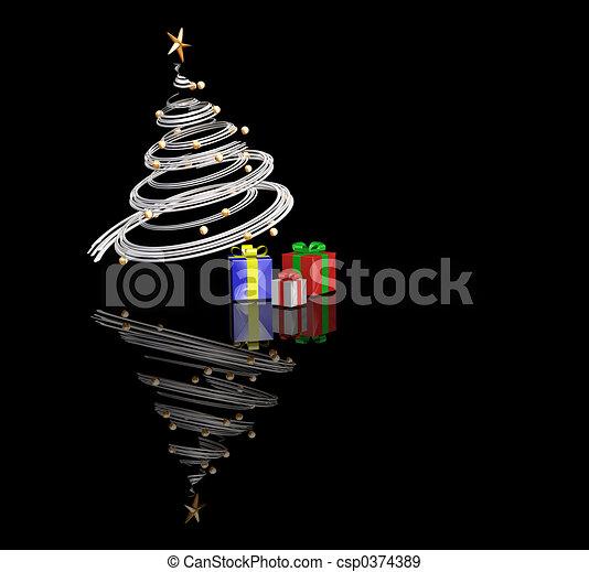 Navidad - csp0374389