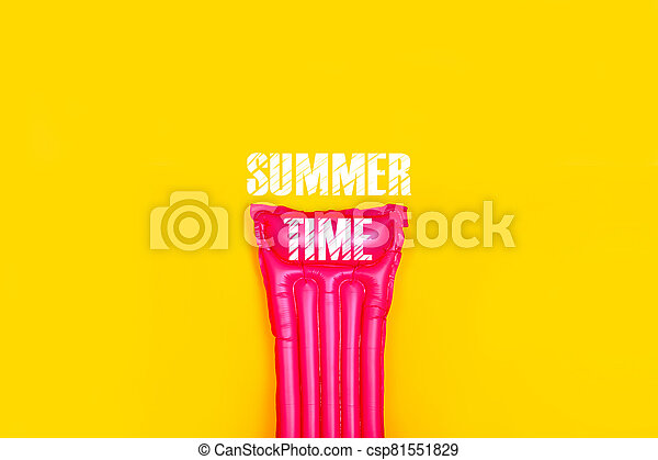 tiempo verano - csp81551829
