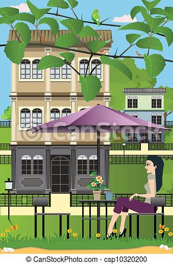 La cafetería - csp10320200