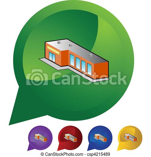 Tienda - csp4215489