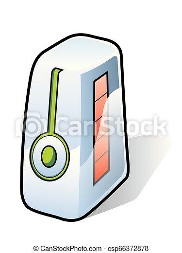 Tienda digital - csp66372878
