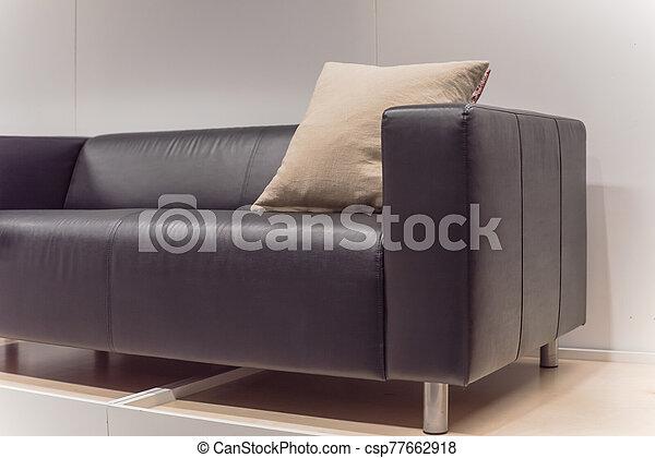 tienda, hogar, muebles, américa, sofás, sofás de cuero, moblaje - csp77662918