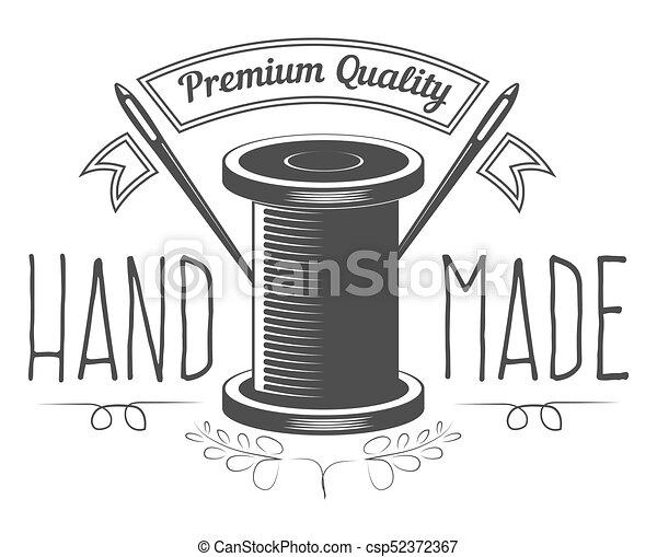 Una tienda hecha a mano con productos textiles de calidad premium - csp52372367