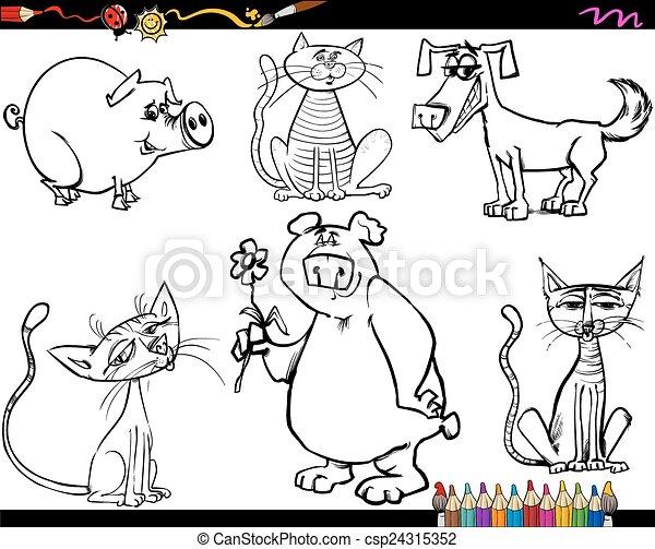 Ziemlich Zoo Tier Färbung Seite Bilder - Ideen färben - blsbooks.com