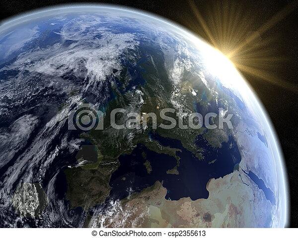 tierra - csp2355613
