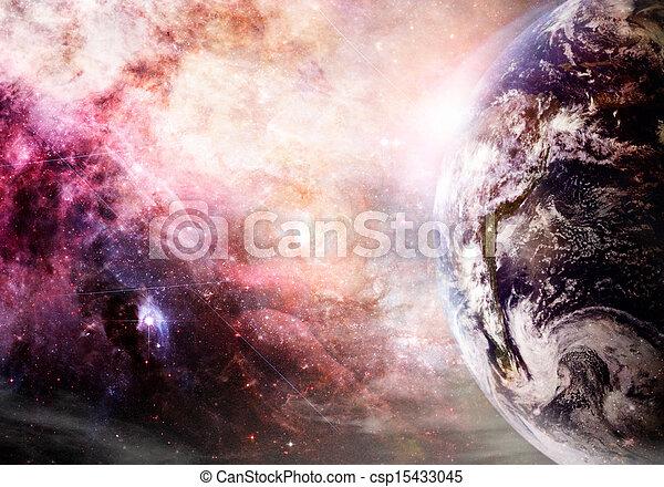 Creación de la tierra - csp15433045