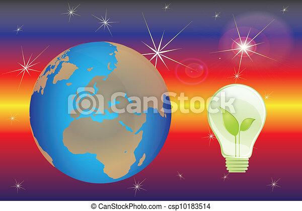 tierra de planeta - csp10183514