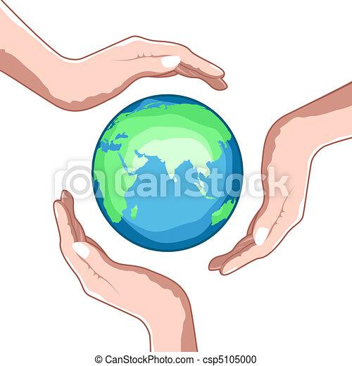 Salva la Tierra - csp5105000