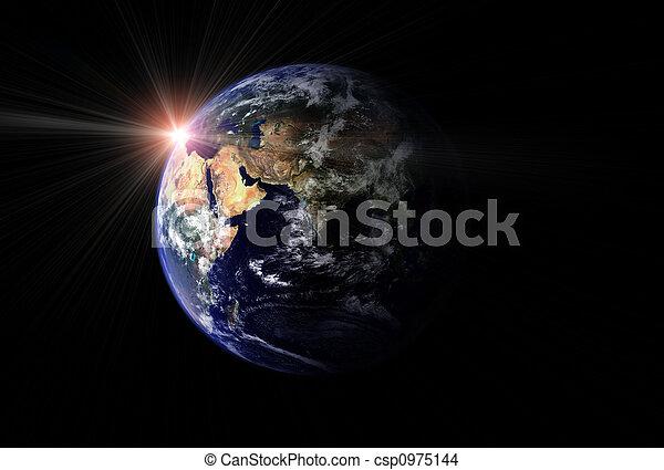 tierra - csp0975144