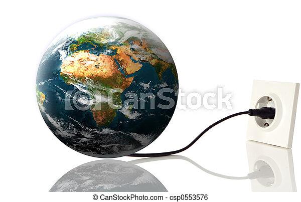 tierra - csp0553576