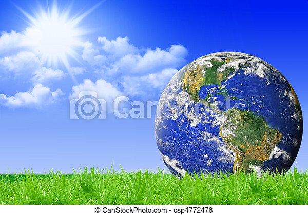 tierra - csp4772478