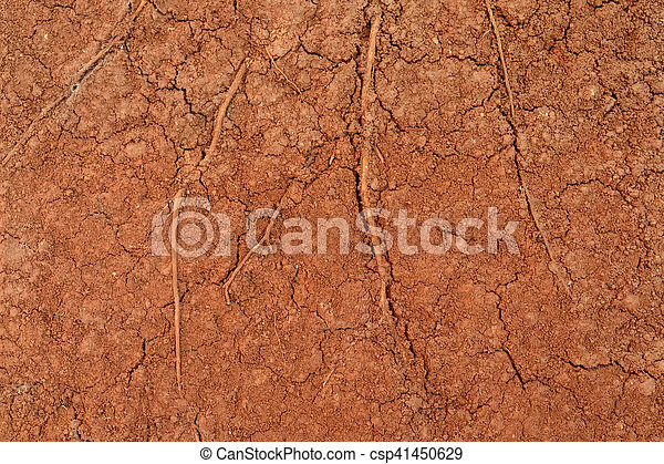 Fondo de textura de suelo de Peat - csp41450629
