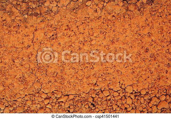 Fondo de textura de suelo de Peat - csp41501441