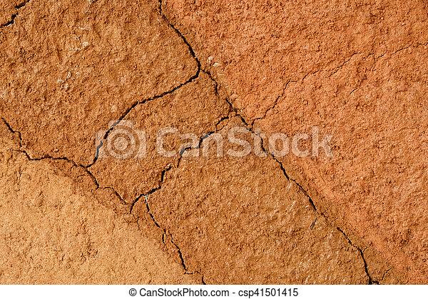 Fondo de textura de suelo de Peat - csp41501415