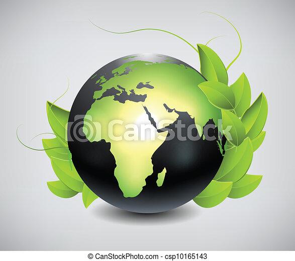 Tierra verde - csp10165143