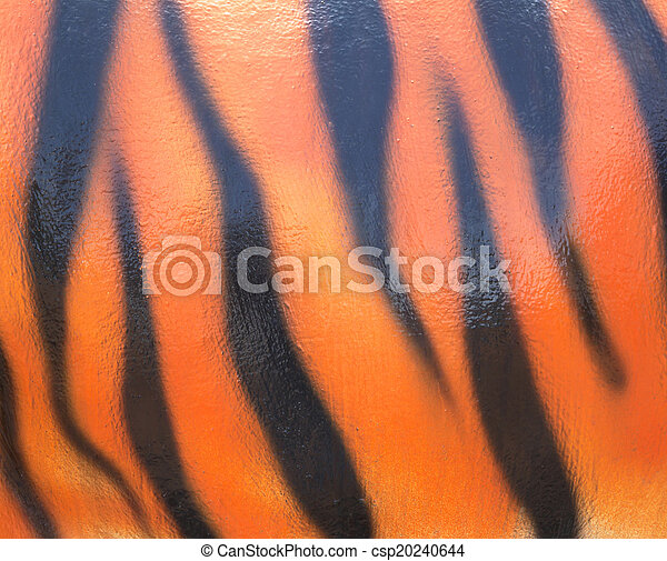 Tiger cement wall - csp20240644