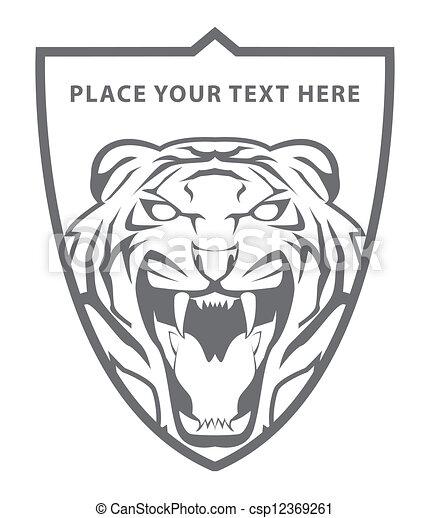 tiger - csp12369261