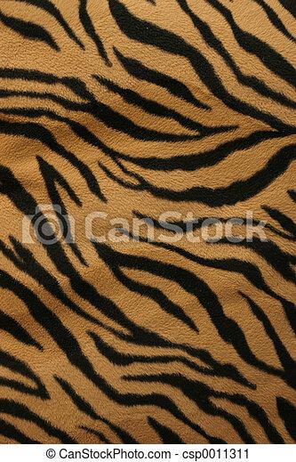 Tiger Fur Texture - csp0011311