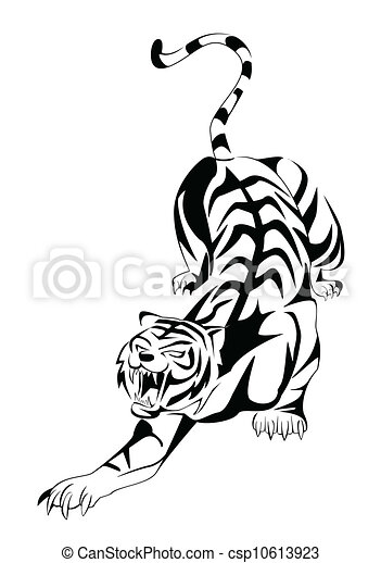 tiger  - csp10613923