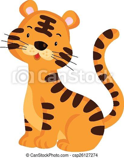 Tiger - csp26127274
