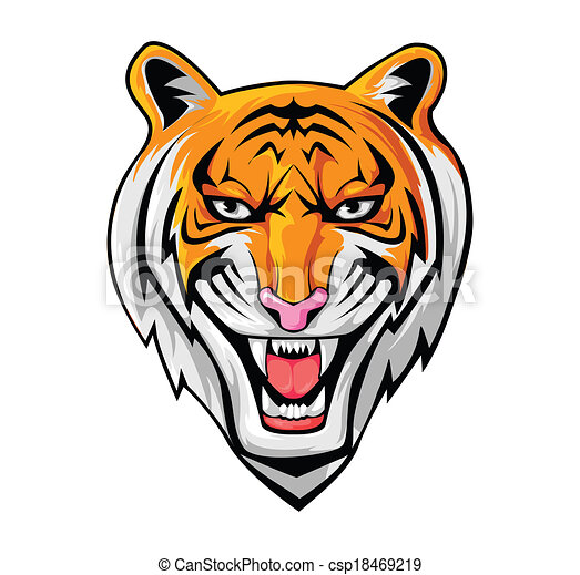 Tiger - csp18469219
