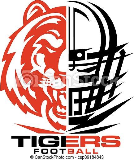 tigers football - csp39184843