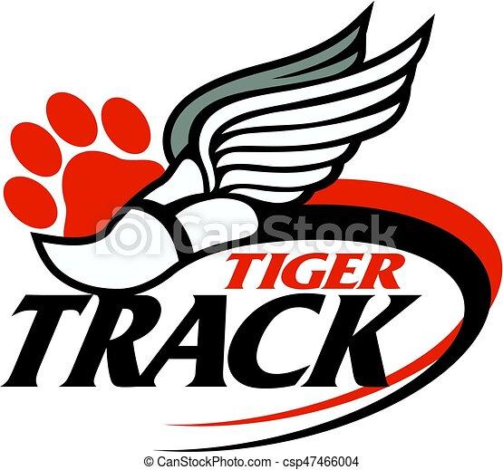 La pista del tigre - csp47466004