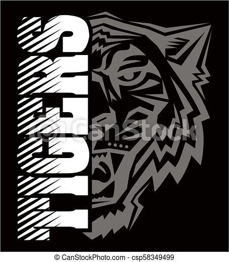 Tigres - csp58349499