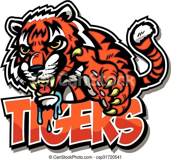 Tigres - csp31720541