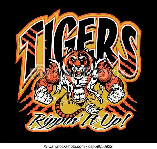Tigres - csp59650922