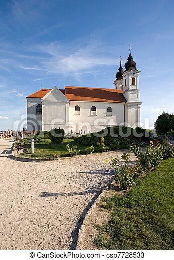Tihany abbey - csp7728533