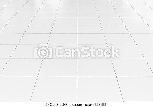 white tile floor. Exellent White Tile Floor Background  Csp44353686 To White