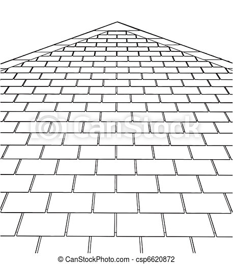 Tile Roof - csp6620872