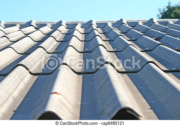 Tile roof - csp8485121