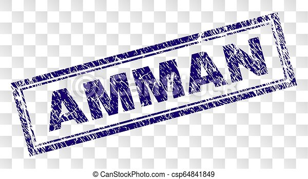 timbre, grunge, rectangle, amman - csp64841849